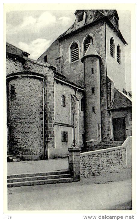 87485 - Decize (58) L'Eglise St Arve - Decize