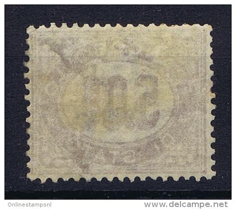 Italia: Service  1875 Sa Nr 7 Used - Servizi