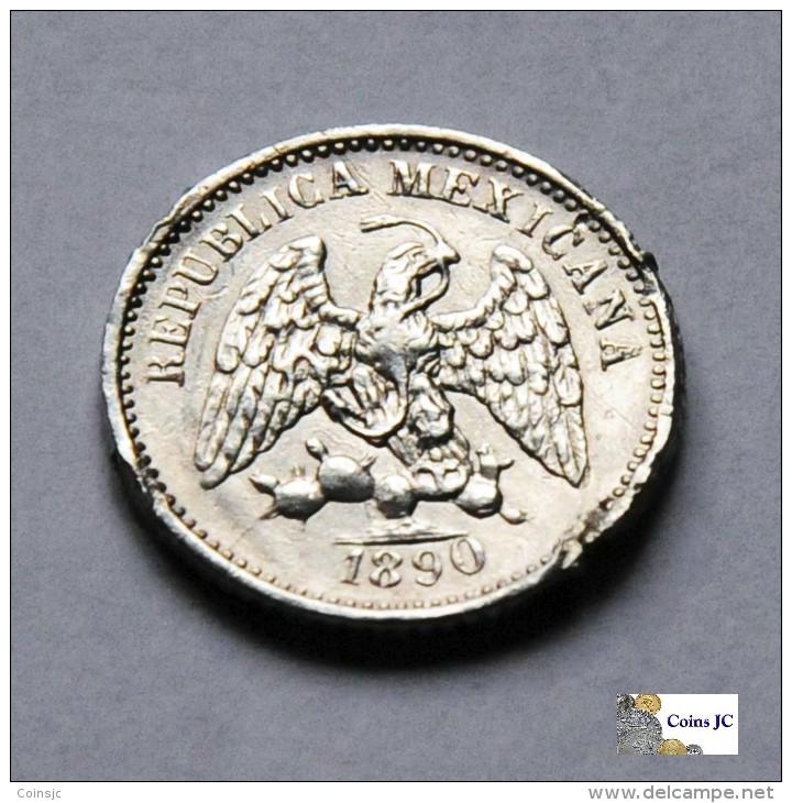 México - 5 Centavos - 1890 - Mexiko