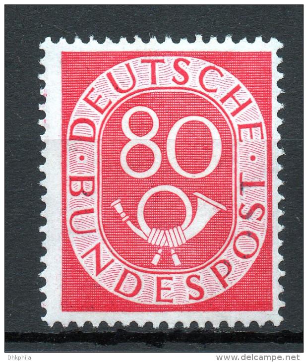 Bund 137 ** - Posthorn 1951 - BRD