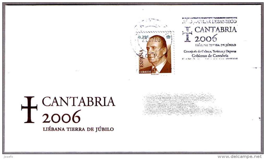 ANO JUBILAR LEBANIEGO - CANTABRIA 2006. Santander - Cristianismo