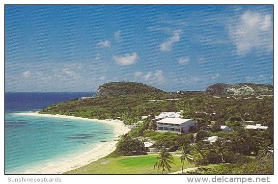 Antigua Mill Reef Club Golf Course 9th Green - Antigua & Barbuda