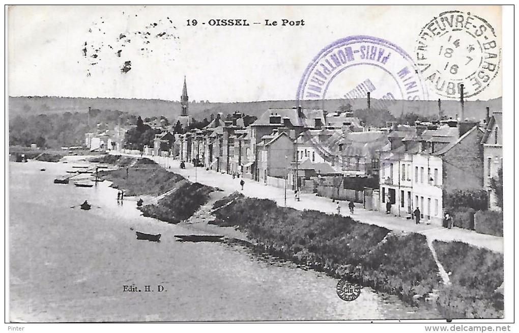 OISSEL - Le Port - France