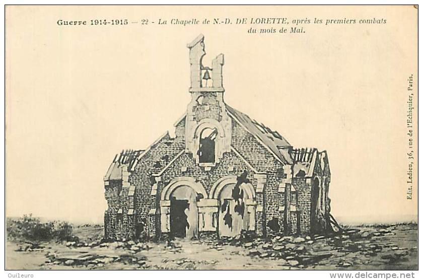 LOT OUI : 1123 :  NOTRE DAME DE LORETTE - France