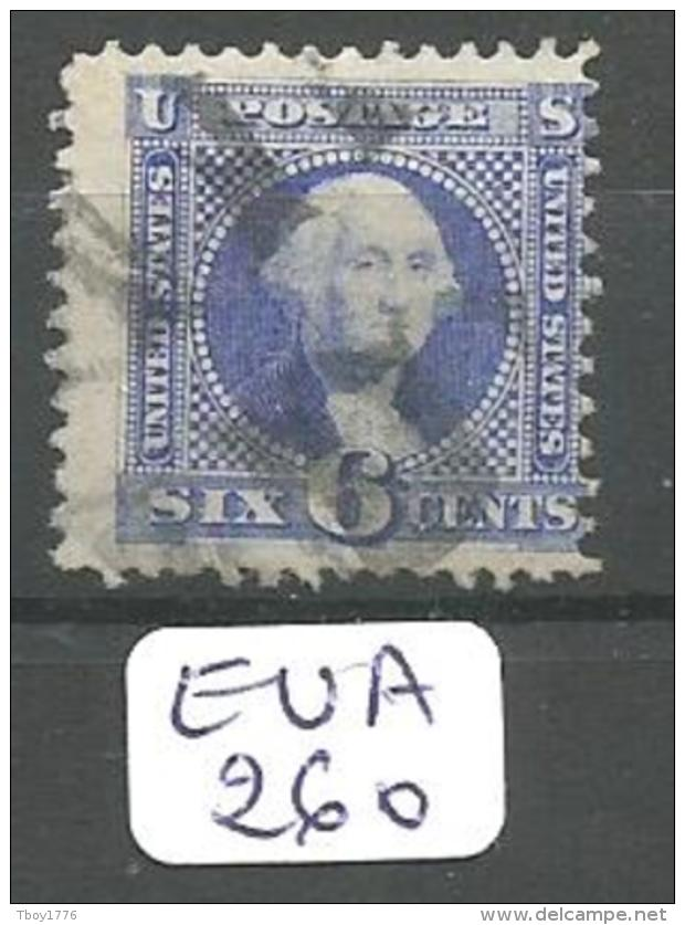 EUA Scott 126 Reissue Without Grill Very Good YT 32a(C) # - Used Stamps