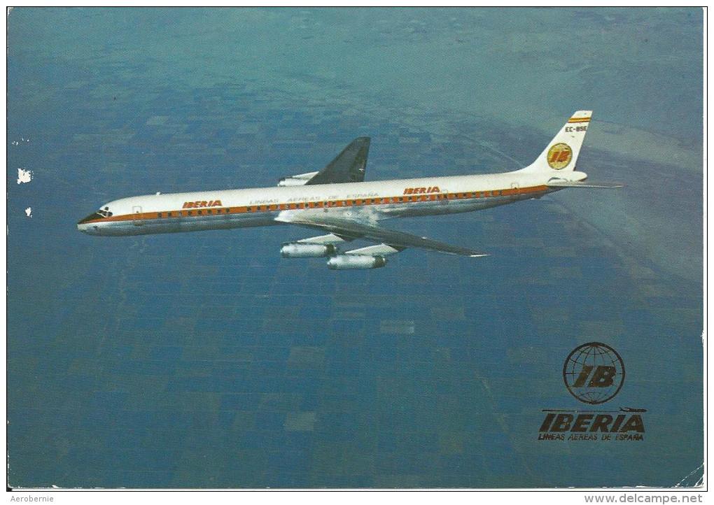 IBERIA - Douglas DC-8-63  (Airline Issue) - 1946-....: Moderne