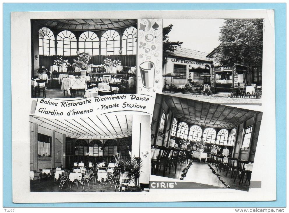 Salone Ristorante Ricevimenti Danze Giardino D' Inverno - Piazzale Stazione - CIRIE' - Hotels & Restaurants