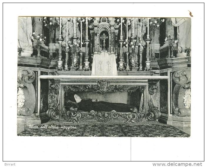 VERONA,Istituto Canossiano,urna Dell'Altare Maggiore-19?? - Verona