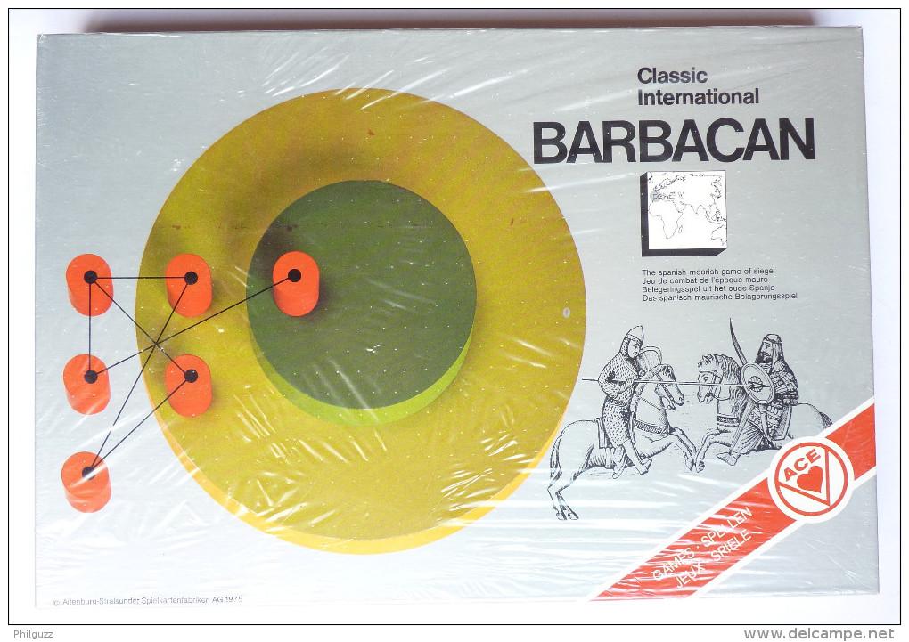 JEU BARBACAN Ace  1973-75 - Autres