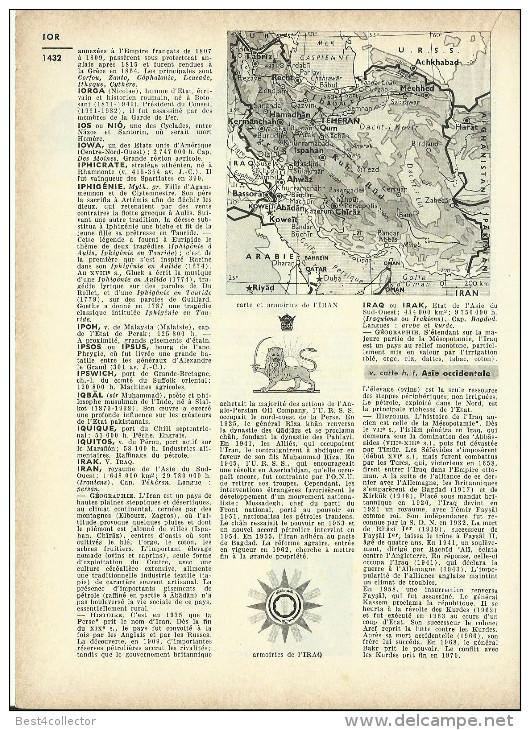 @@@ IRAN Small MAP - Cartes