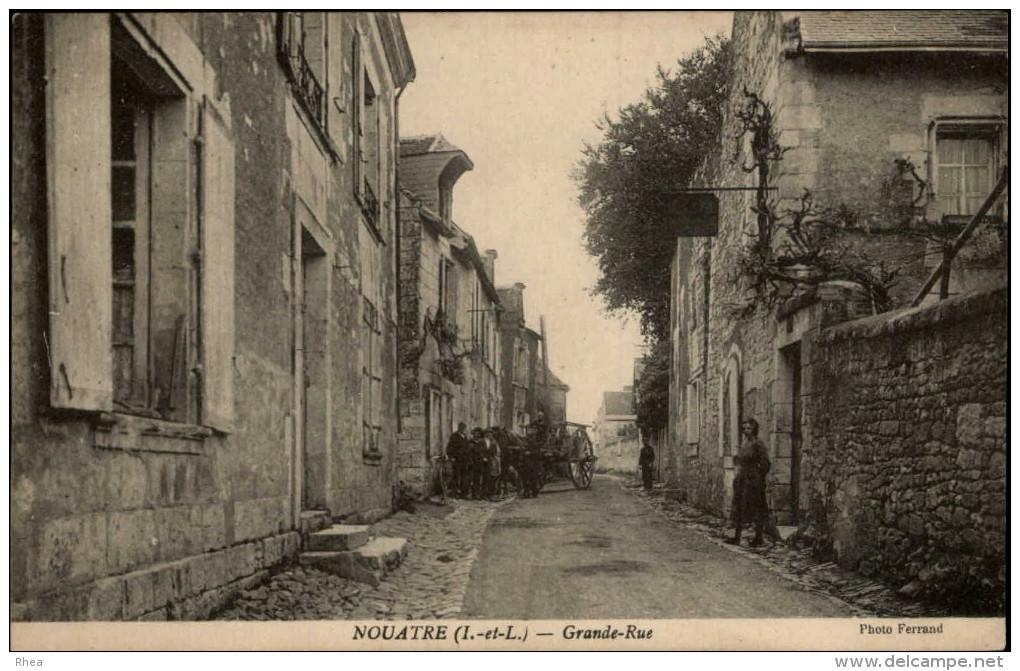 37 - NOUATRE - France