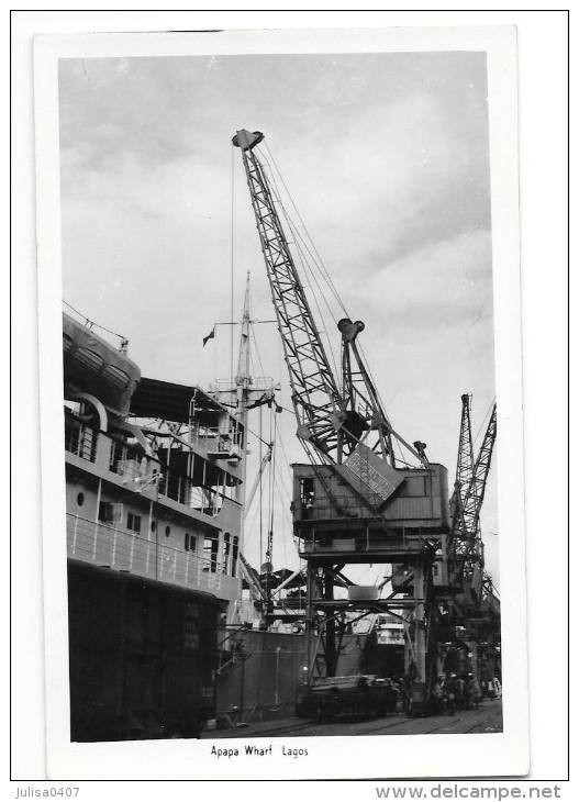 LAGOS (Nigeria) Port Grue Beau Plan - Nigeria