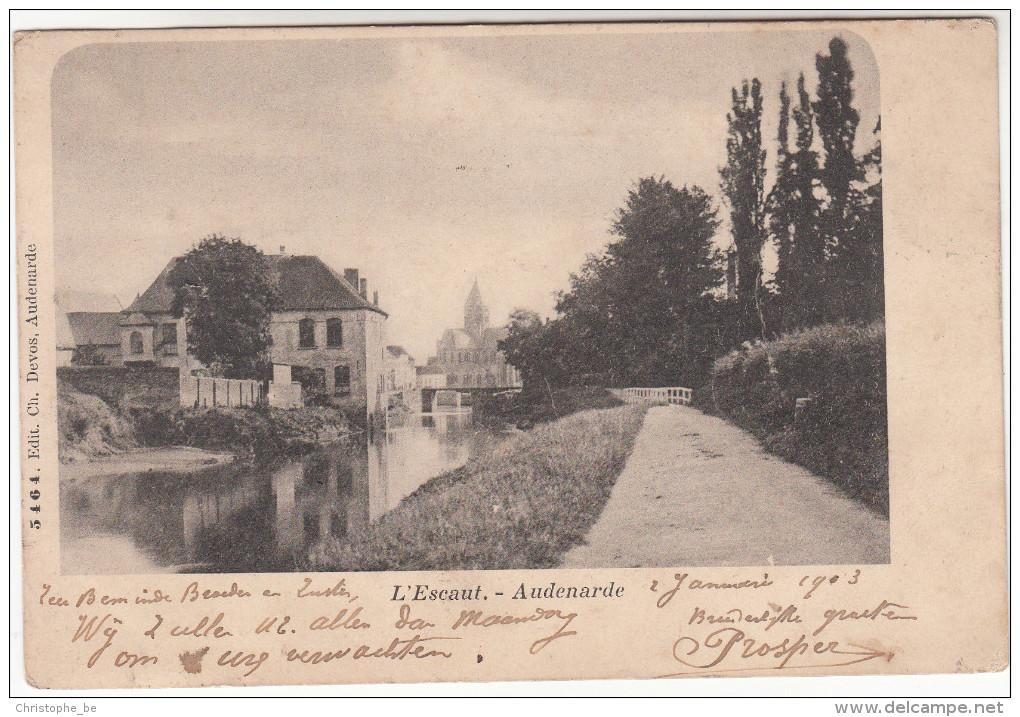 Borgerhout, Gemeentehuis, Ellaertstraat (pk19158) - Aartselaar