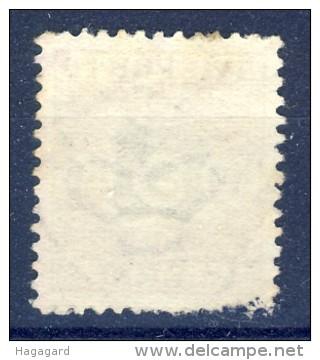 ##Denmark 1907. Newspaper Due Stamp. Michel 9. Used(o) - Strafport