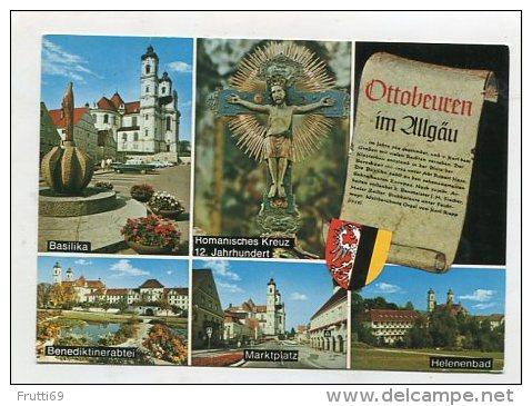 GERMANY - AK 232582 Ottobeuren Im Allgäu - Deutschland