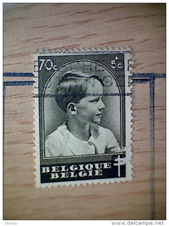 OBP 442 - Belgique