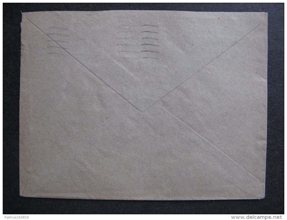 Se L 28-TB Enveloppe Affranchie Avec N° 200 Et 227 ( Couleur Passée?);  De Paris Pour Les USA ( 05/ 04 / 1933 ). - Postmark Collection (Covers)