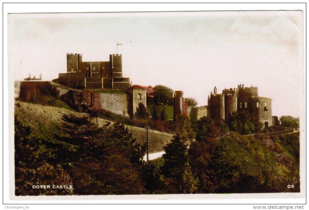 Old Postcard, Dover Castle (pk20589) - Dover