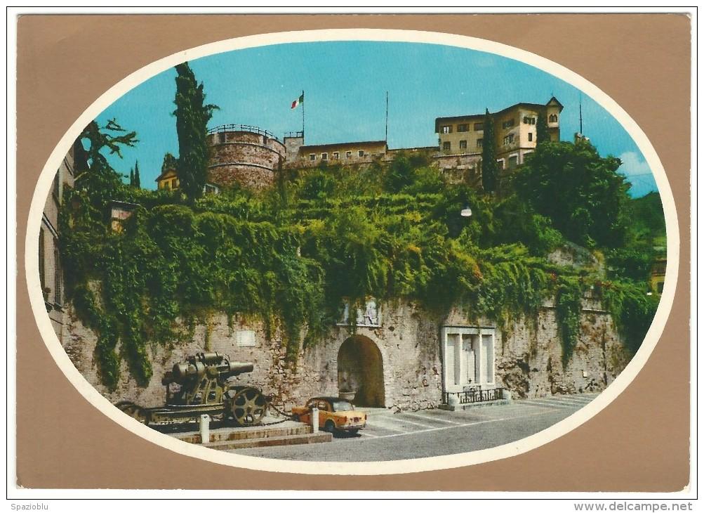 Trento, Rovereto - Il Castello. - Trento