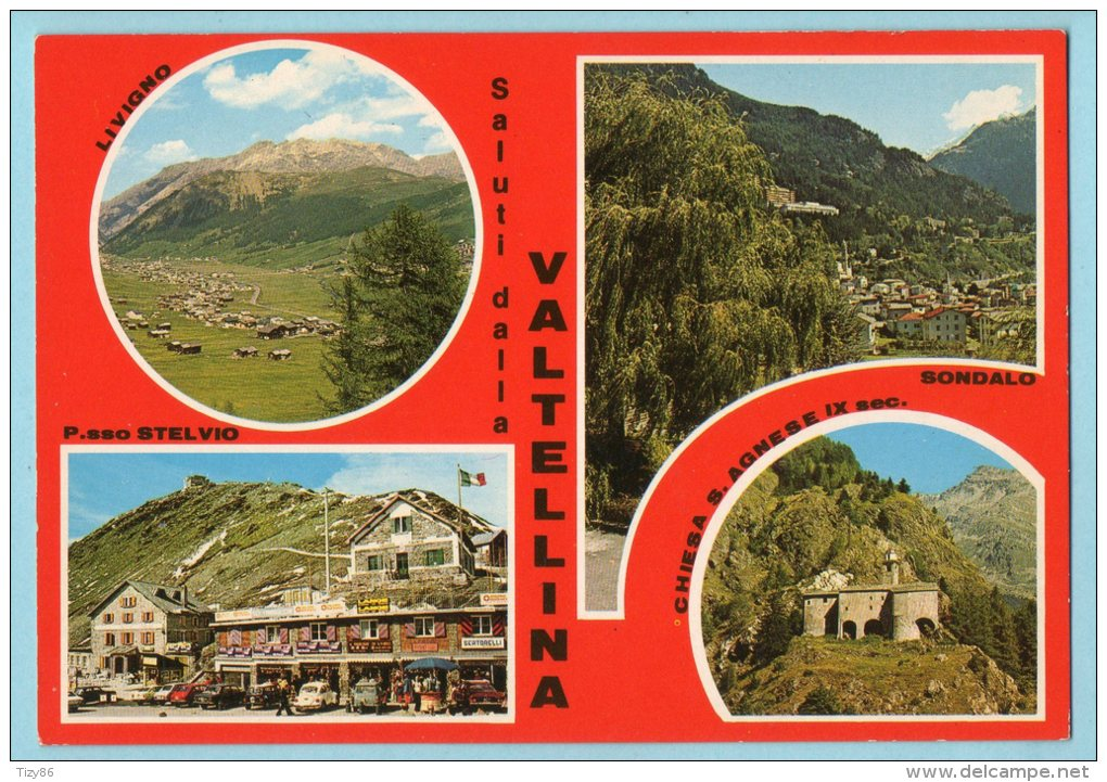 Saluti Dalla Valtellina - Sondrio