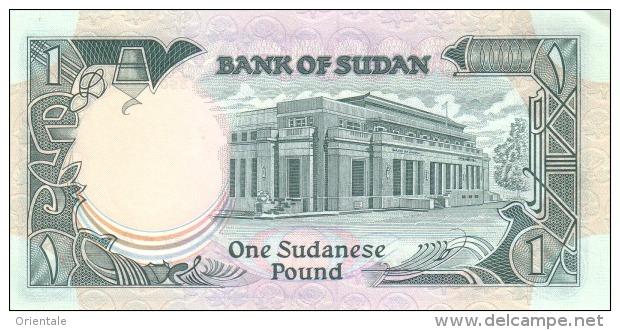 SU P. 39 1 P 1987 UNC - Soudan