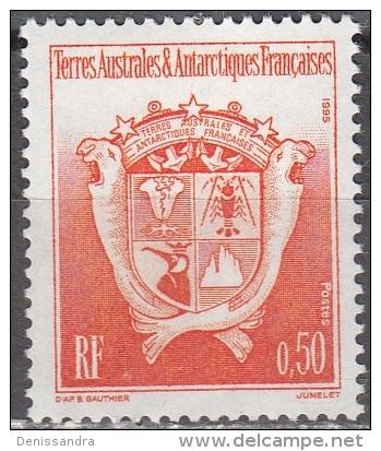 TAAF 1995 Yvert 194 Neuf ** Cote (2015) 0.20 Euro Armoiries Des TAAF - Terres Australes Et Antarctiques Françaises (TAAF)