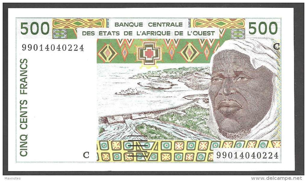 BURKINA FASO ( West African States) 500 Francs 1999 - P310Cj - FDS - Burkina Faso