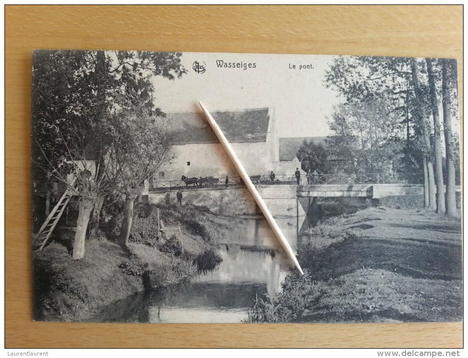 WASSEIGES _ Le Pont - Wasseiges