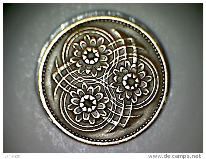 Guyana 5 Cents 1967 - Guyana