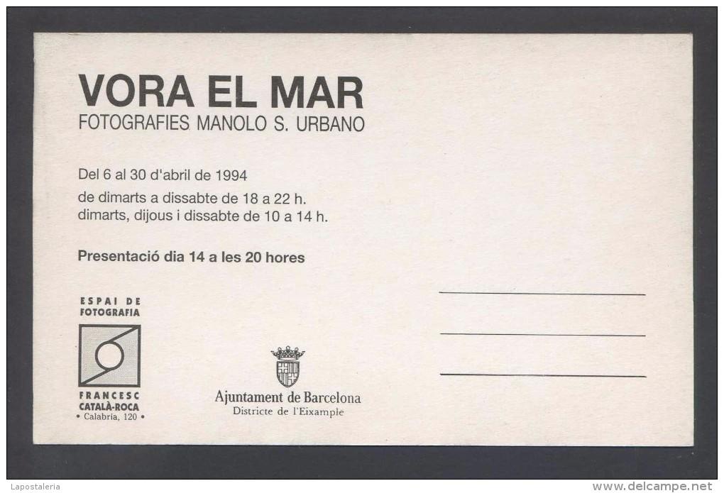 *Manolo S. Urbano - Vora El Mar* Barcelona 1994. Nueva. - Exposiciones