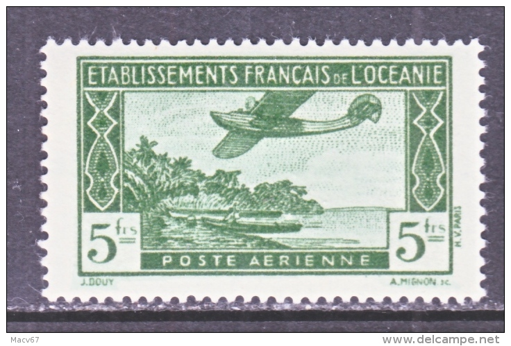 OCEANIA  C 1   *   VICHY - Oceania (1892-1958)