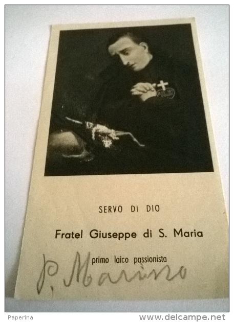SANTINO FRATEL GIUSEPPE DI S. MARIA - Santini