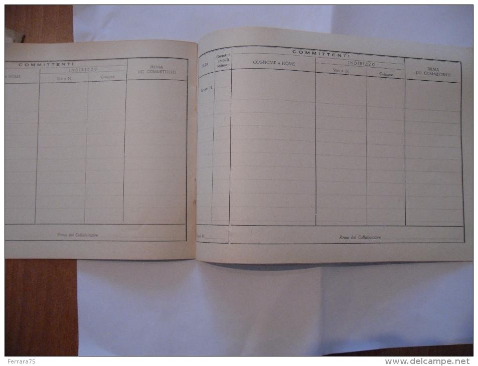 LIBRETTO UFFICIO DIVULGAZIONE PREZZI FISSI NUOVO - Vieux Papiers