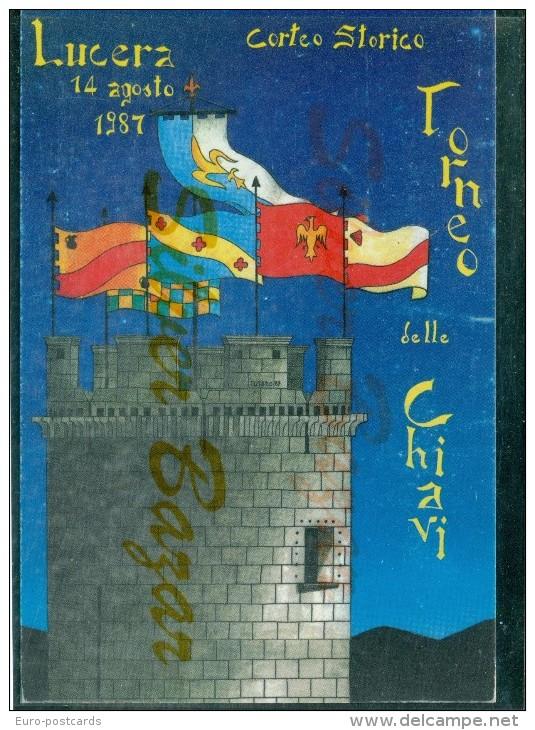 LUCERA - Italia