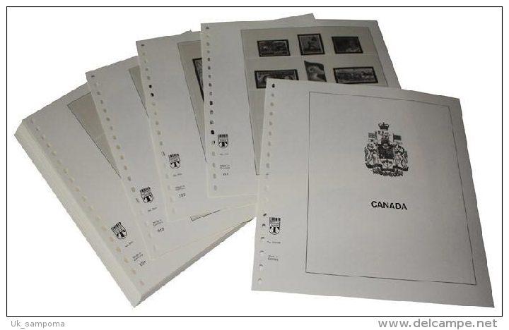 Lindner DT209S Austria Complete Offer- DT-Illustrated Album Pages Year 1945-2014 - Albums & Binders