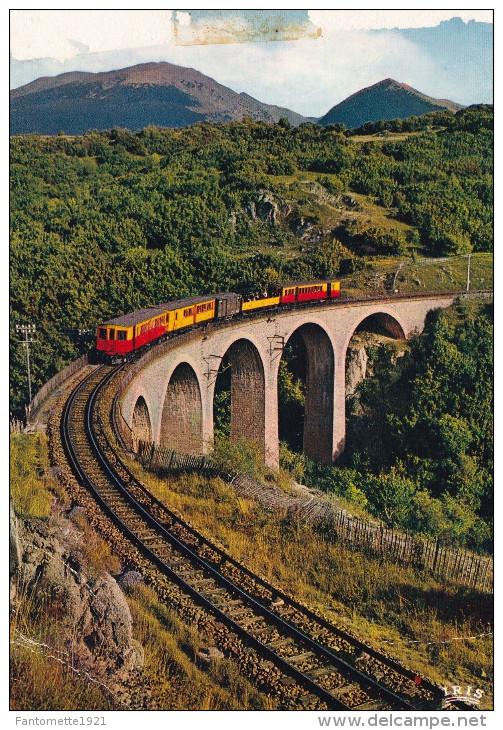 LE PETIT TRAIN LIGNE SNCF DE VILLEFRANCE DE CONFLENT  (dil151) - Ouvrages D'Art