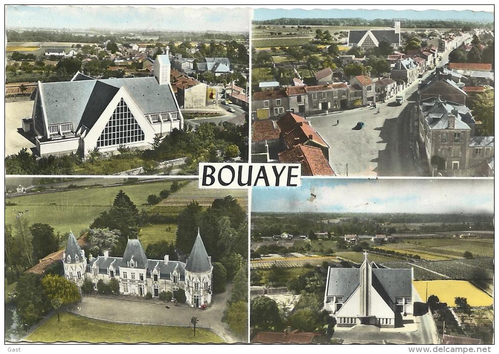 44 BOUAYE    4  VUES - Bouaye
