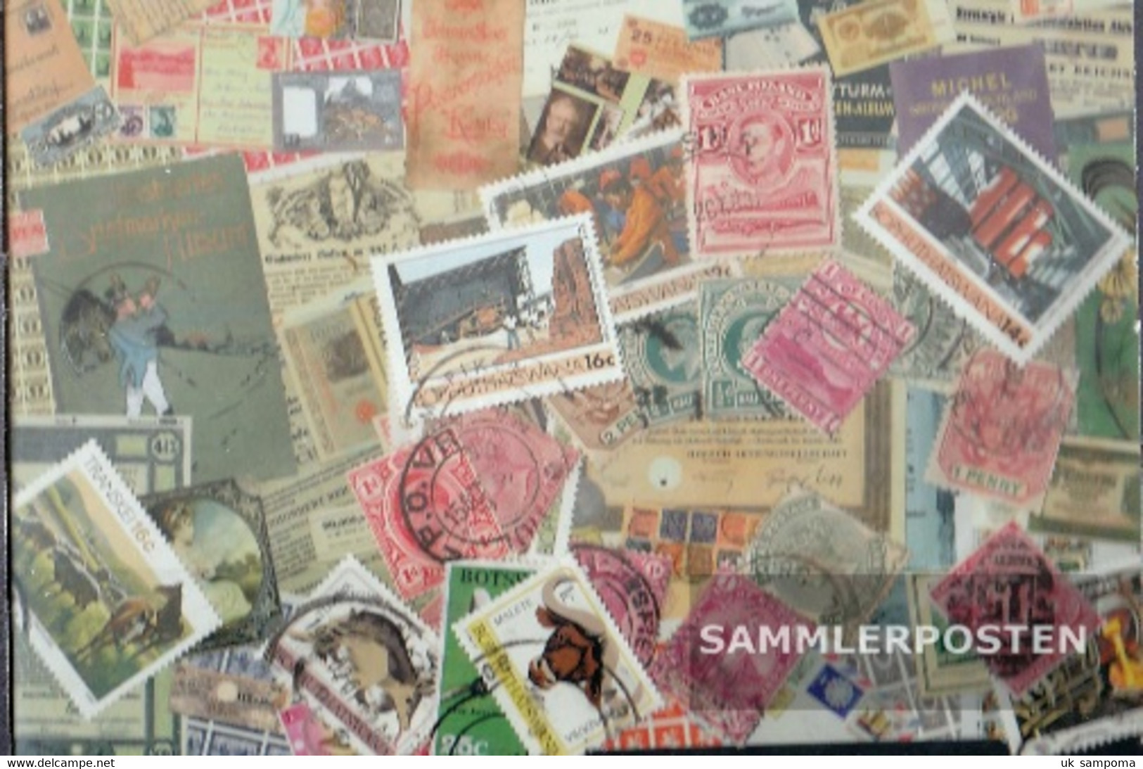 South Africa 25 Different Stamps  Only The Homelands - Unclassified