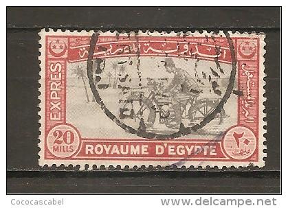 Egipto - Egypt. Nº Yvert  Urgente-2 (usado) (o) - Usados