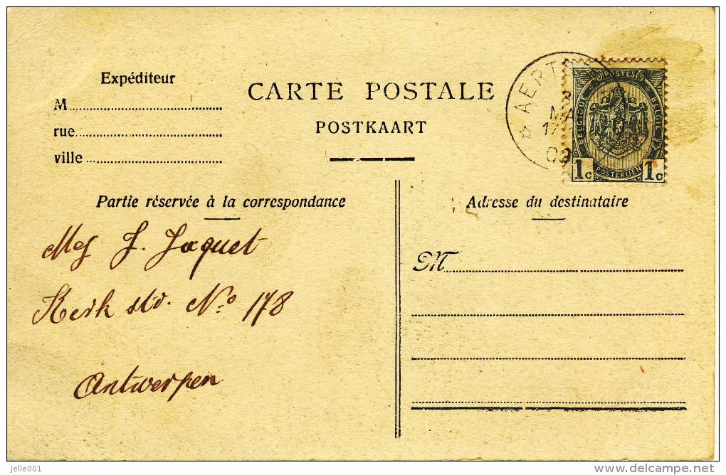 Aertselaer Aartselaar ´t Laer 1909 - Aartselaar