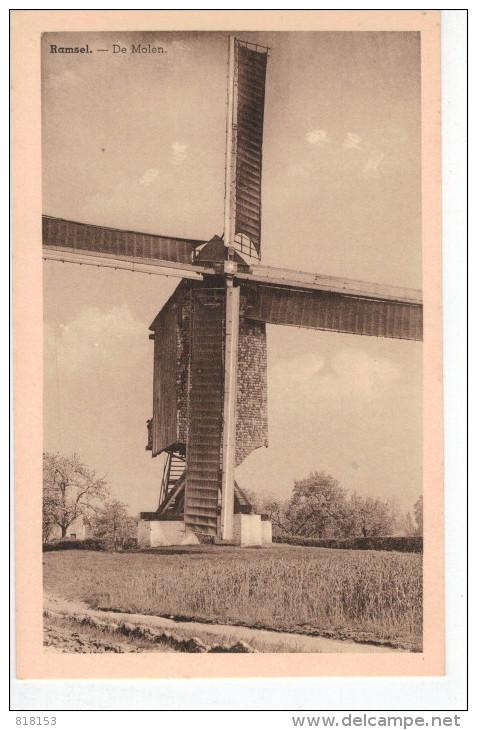 Ramsel - De Molen - Herselt