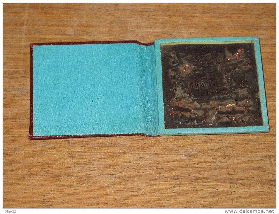 MIROIR DE POCHE PUBLICITAIRE - Horlogerie Bijouterie Lunetterie T.S.F. Articles Pour Fumeurs DEGREVE DEGIVE-NANDRIN - Bijoux & Horlogerie
