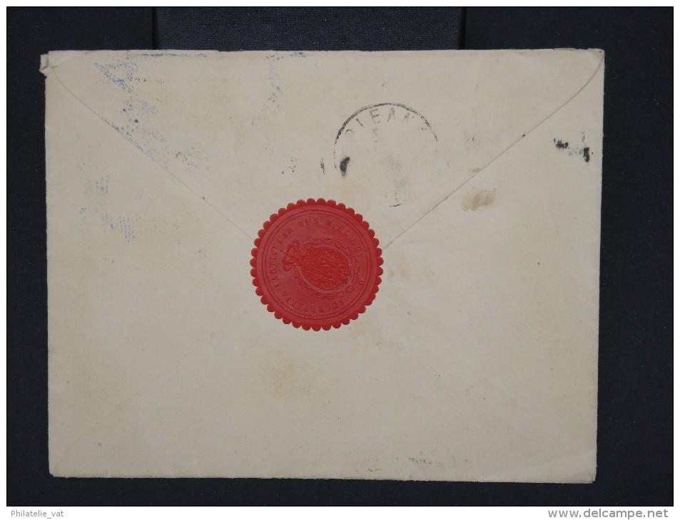 ESPAGNE-Enveloppe Du Service Des Bléssés Et Prisonniers De Guerre Pour Orléans En 1916 à Voir P6786 - Cartas