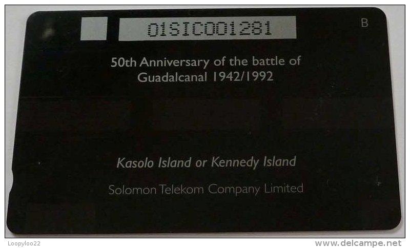SOLOMON ISLANDS - 1st Issue - $10 - MINT - Solomon Islands