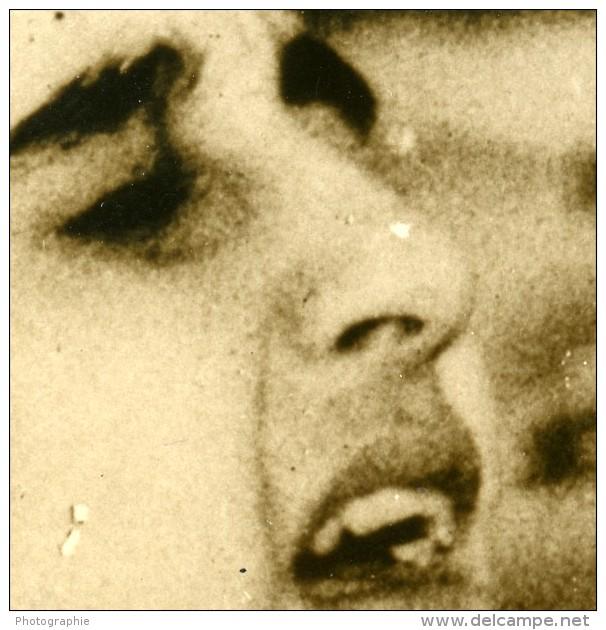 USA Philadelphie Violet Rey Crise D'eternuements Ancienne Photo De Presse 1937 - Photographs