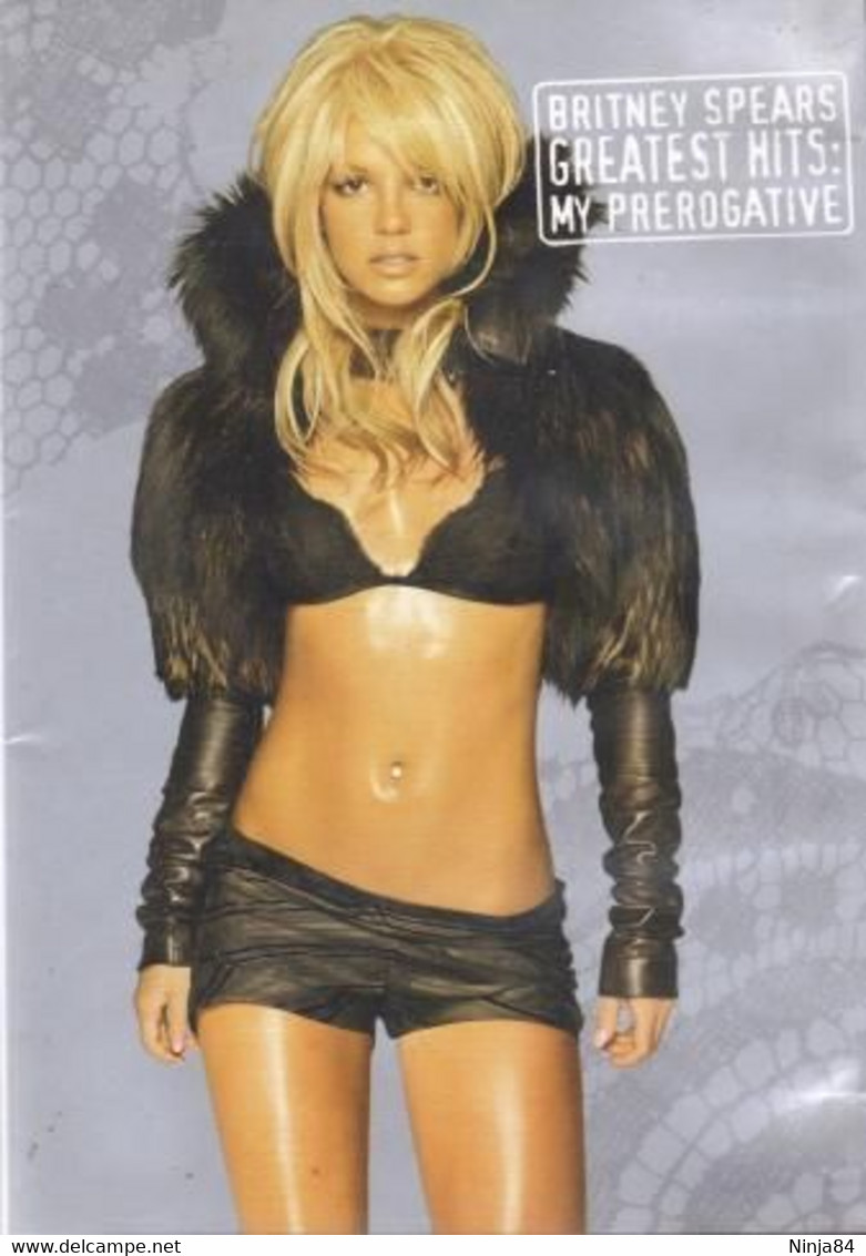 """Britney Spears  """"  Greatest Hits  """" - Musik-DVD's"""