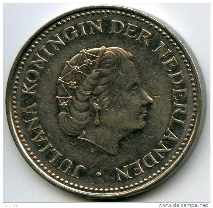 Antilles Neérlandaises Netherlands Antilles 1 Gulden 1980 KM 12 - Netherland Antilles