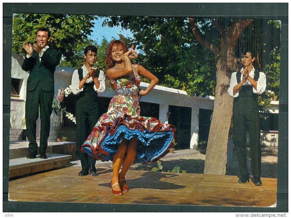 Cpsm Gf -   Espana Tipica Nè Marina Torres, Baile Andaluz, Rumba Catalana   Ac8636 - Tänze