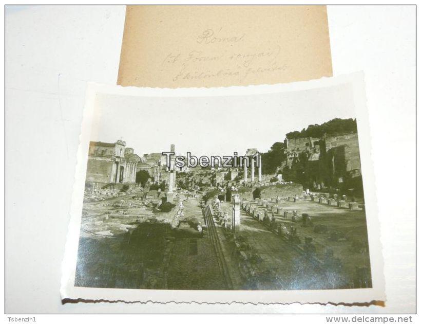 Roma Rome Forum Romanum Italy Italia Foto Photo - Lieux