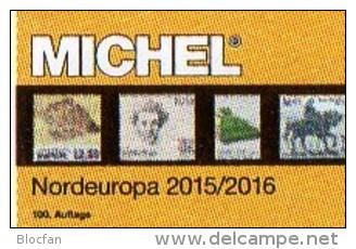 Mittel/Nord-Europa Katalog 2015/2016 Neu 132€ MICHEL Band 1+5 A UNO CH Genf Wien CZ CSR HU DK Eesti Soumi FI Latvia NO S - Material Und Zubehör